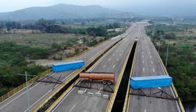 El futuro de Venezuela se define en los puentes de Cúcuta