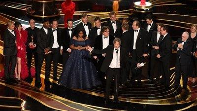 """""""Green Book"""" fue la sorpresa, elegida como Mejor Película en los premios Oscar"""