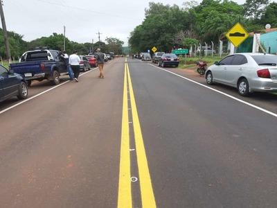Gobierno habilita tramo Guayaibí