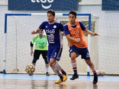 Paraguay apunta a la Copa América de futsal