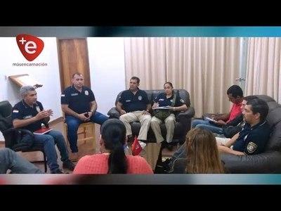 SOLICITAN CONTROL PARA GRUPO DE VENEZOLANOS QUE DEAMBULA POR LAS CALLES