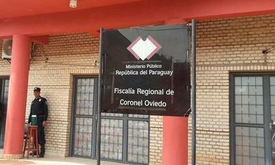 Más de 20 productores frutihortícolas detenidos por cierre de ruta en Caaguazú