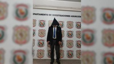 HOY / Tenía orden de captura por abuso sexual, fue detenido trabajando en Diputados