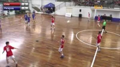 Altoparanaenses integran selección de cara a Sudamericano U14