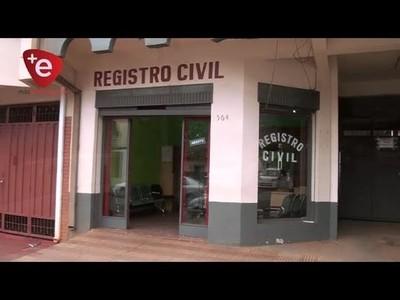 Oficina de Registro Civil en Encarnación de momento no se adhiere a huelga