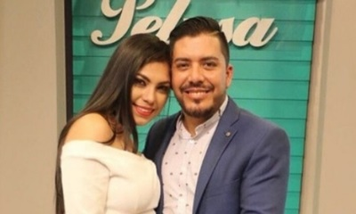 La novia del Diputado Portillo subió unas fotos atrevidas pero luego las borró