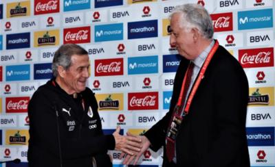 HOY / El maestro Tabárez cumple 200 partidos con Uruguay
