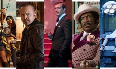 Los estrenos de películas y series que llegan a Netflix en octubre