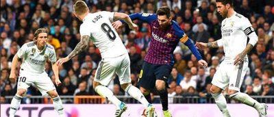 ¿Superclásico español en Argentina?