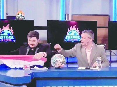 Se burlan de Cerro en la televisión argentina