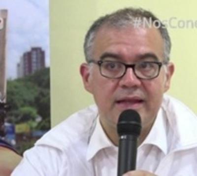 Ullón solicita retomar su banca como concejal de Asunción