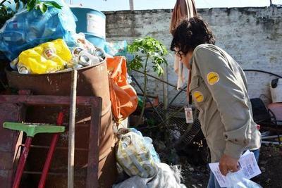 Dengue: Asunción y Área Metropolitana se deben preparar para una gran epidemia