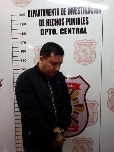 Detienen a sospechosos de asalto a un transportador de caudales