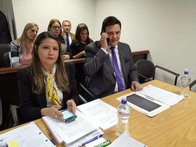 Tribunal aprueba incidente de prescripción en favor del liberal Salyn Buzarquis