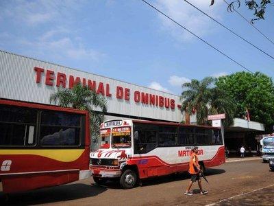 Millonaria recaudación de  Terminal de Ómnibus de CDE genera conflicto