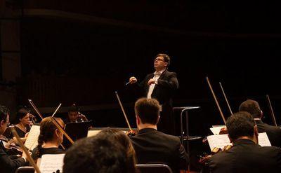 Concierto de OCMA con Stefano Pavetti