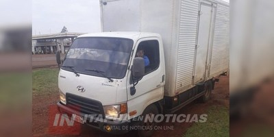ASALTAN A REPARTIDORES SOBRE RUTA 7 A LA ALTURA DE PIRAPÓ