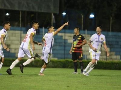 Capiatá vence y está en semifinales de Copa Paraguay