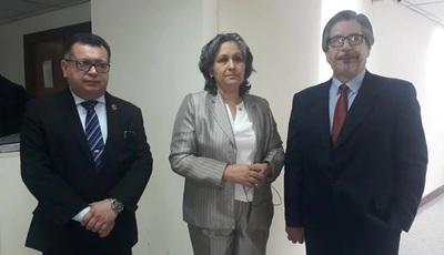Conformidad de familia de nena abusada tras suspensión de jueces que liberaron a expolicía