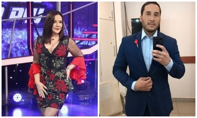 Zuni Castiñeira lanzó una advertencia a César Trinidad
