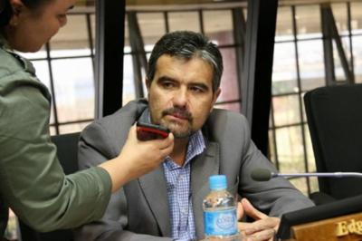 Si alguien niega que en el país existe mafia policial es porque no vive en Paraguay, sostiene diputado