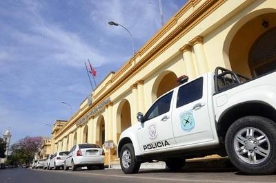 Agentes celebran rechazo de modificación a carta orgánica policial