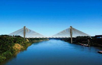 Prevén arranque de trabajos en el lado paraguayo del segundo puente con Brasil