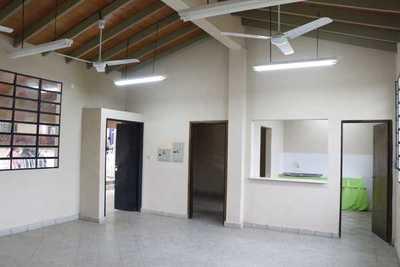 Escuela de Carapeguá cuenta con renovada infraestructura
