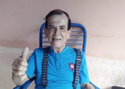 Senado aprueba aumento de pensión graciable de Carlitos Vera