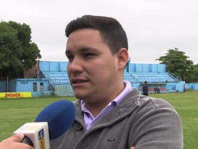 """Garcete: """"En la Chacarita también se vive buen fútbol"""""""