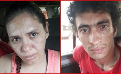 """Conocidos """"Tortolitos"""" detenidos por varios hurtos"""