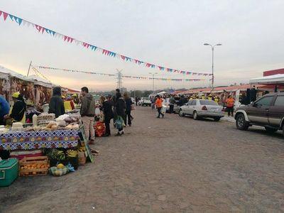 Ofrecen productos de agricultura familiar en la Costanera
