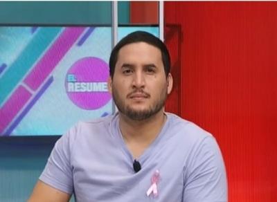 César Trinidad tomó como amenaza dichos de Zuni Castiñeira