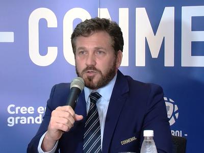 """Domínguez: """"Más de un país pidió quitar el gol de visitante"""""""