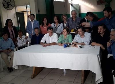 Partidos de oposición presentan precanditaturas para las elecciones municipales