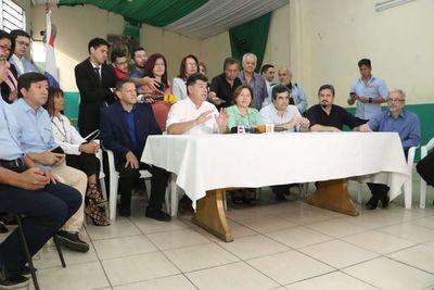 Alegre definió precandidato del PLRA para las municipales