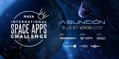 Desde este viernes Paraguay tendrá su primera edición del NASA Space Apps