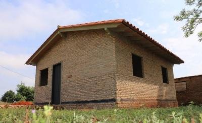 HOY / Viviendas para familias de Mbuyapey: obras presentan avance de más del 50%