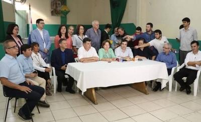 """HOY / Oposición, en busca de una """"gran alianza"""" para ganar municipales en Asunción y otros distritos"""