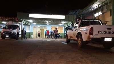 CONFIRMAN FALLECIMIENTO DE UNA PERSONA TRAS RECIBIR VARIOS BALAZOS EN PACU CUA