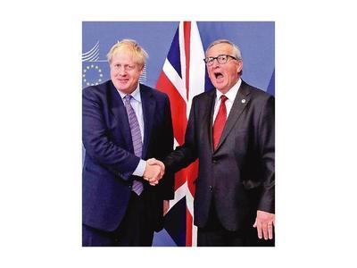 Sin garantías de éxito, la UE y Londres  acuerdan el brexit