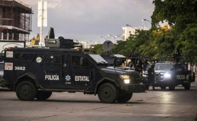 Arde Sinaloa: capturan a un hijo del Chapo Guzmán