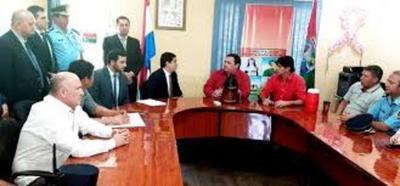 Intervienen Municipalidad de Benjamín Aceval