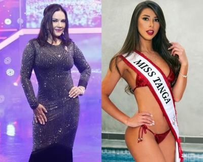 """""""Miss Tanga"""" sobre Zuni Castiñeira: """"A mostrar cul"""