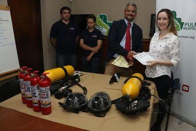Fire Masters se suma al cuidado medioambiental