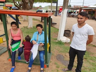 Yby Yaú: Padres de bebé que falleció en accidente de tránsito exigen justicia