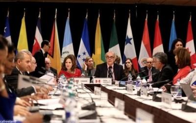 Grupo de Lima «deplora» ingreso de Venezuela al Consejo de DD.HH. de la ONU