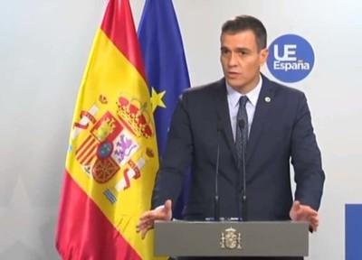 Pedro Sánchez advierte que los culpables de la violencia en Cataluña serán sancionados