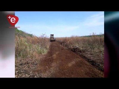 Itacuá: Gobernación de Itapúa ejecuta trabajos en terrenos que serán utilizados como estacionamiento