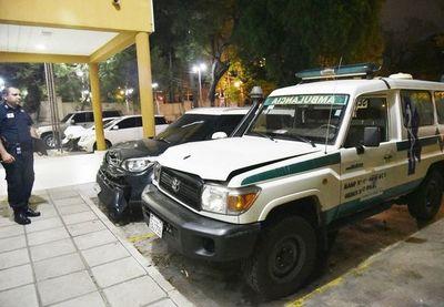 Fiscalía imputa a chofer de ambulancia que arrolló y mató a una mujer